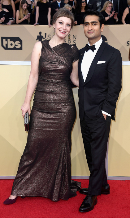 <h2>Emily V Gordon and Kumail Nanjiani</h2>