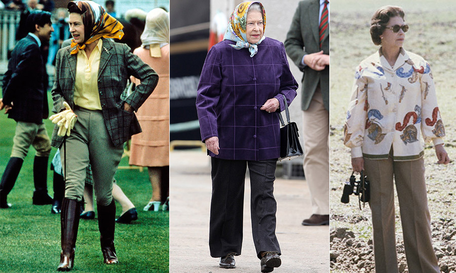 "<p>How many times have you seen her Majesty <a href=""https://ca.hellomagazine.com/tags/0/queen-elizabeth-ii""><strong>the Queen</strong></a> step out in a pair of trousers? Not many. In fact, the Queen hasn't worn trousers in public for eight years. The Monarch favours dresses or skirts for her formal engagements and is known for her love of bright colours with matching hats and coats. When the Queen has decided to wear trousers, it is normally during her private time for leisure activities, sport or on holiday.</p>