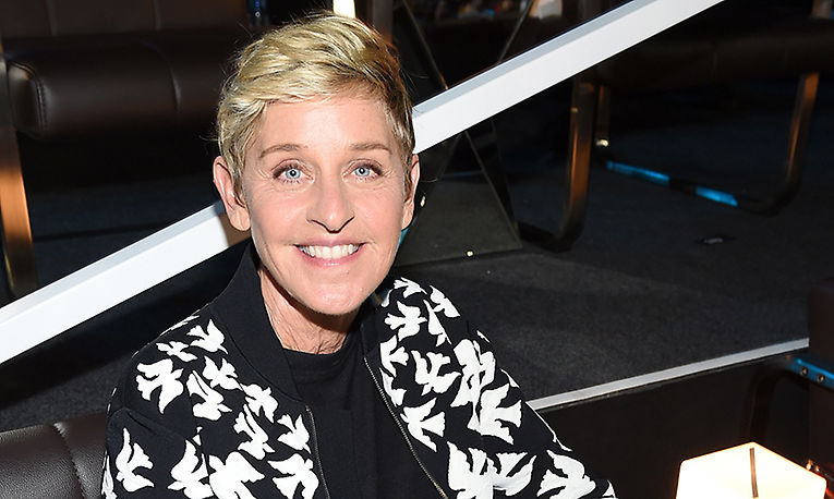 <h2>Ellen Degeneres</h2>