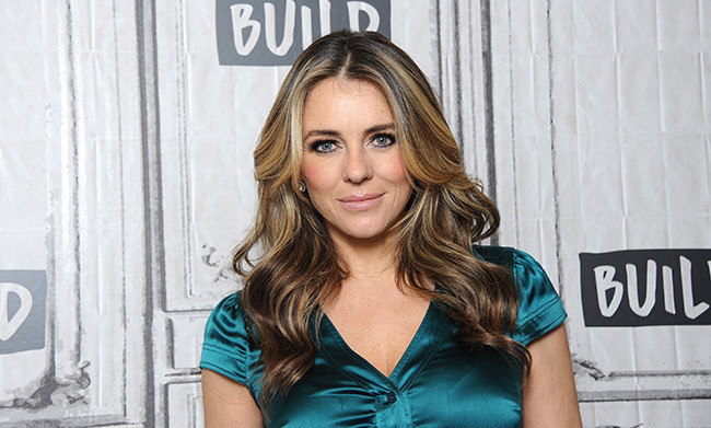 <h2>Elizabeth Hurley</h2> 