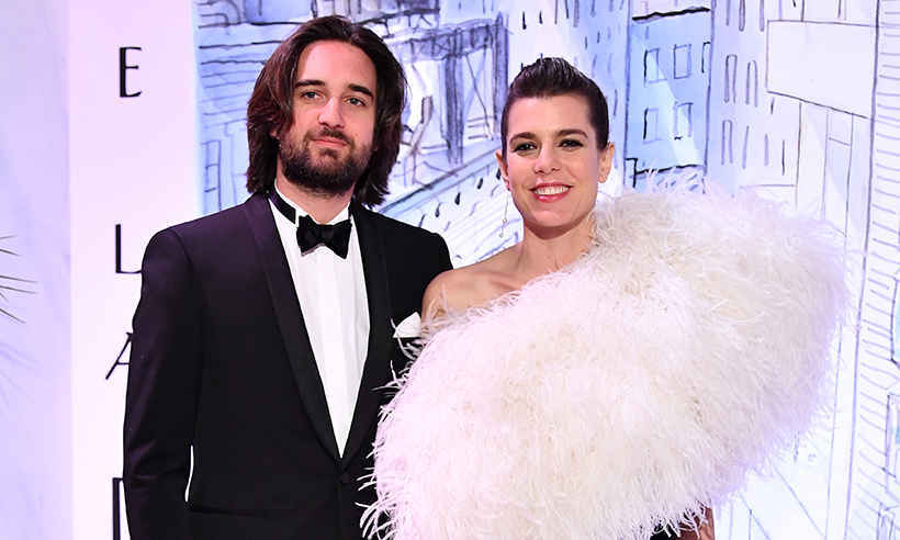 <h2>Charlotte Casiraghi and Dimitri Rassam</h2>