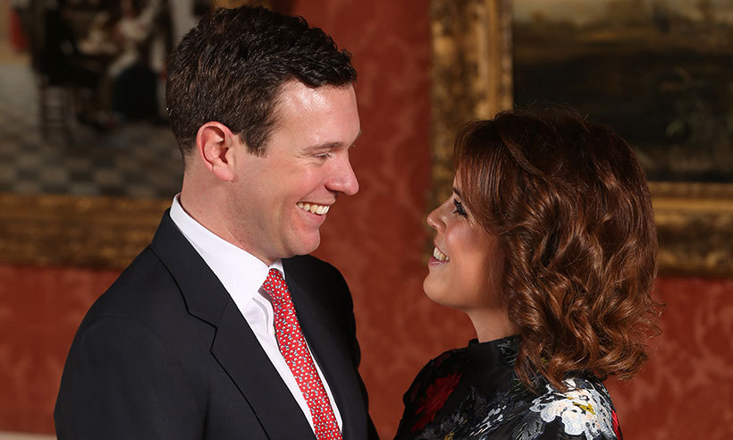 "<a href=""https://ca.hellomagazine.com/tags/0/princess-eugenie""><strong>Princess Eugenie</strong></a> and <a href=""https://ca.hellomagazine.com/tags/0/jack-brooksbank""><strong>Jack Brooksbank</strong></a> will exchange vows in the second highly anticipated royal wedding of the year on Oct. 12, 2018. Prince Andrew and Sarah Ferguson's younger daughter and her future husband, who has worked with George Clooney's tequila brand Casamigos, announced their engagement in January after Eugenie said ""yes"" to a stunning pink sapphire engagement ring. 