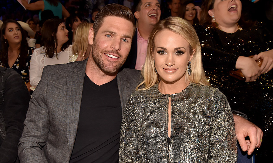 <h2>Mike Fisher and Carrie Underwood</h2>