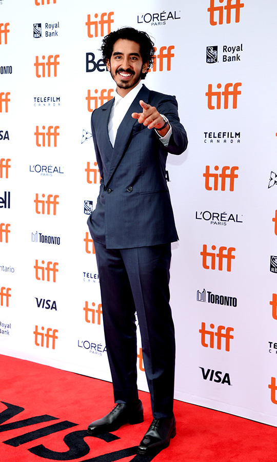 <h2>Dev Patel</h2>