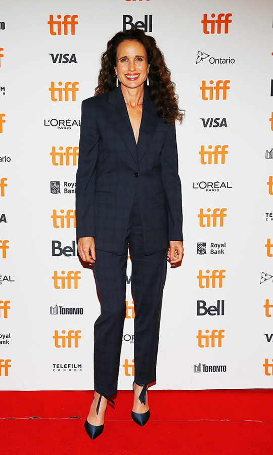 <h2>Andie MacDowell</h2>