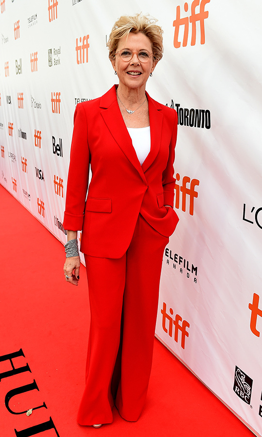 <h2>Annette Benning</h2>