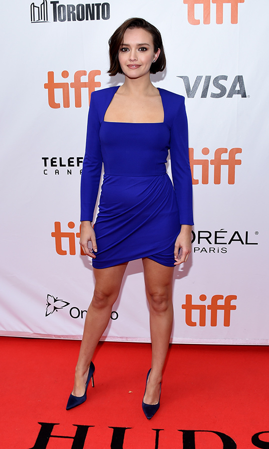 <h2>Olivia Cooke</h2>