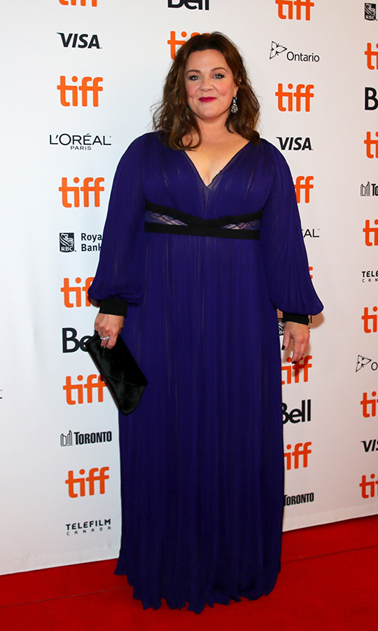 <h2>Melissa McCarthy</h2>