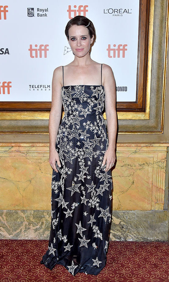 <h2>Claire Foy</h2>