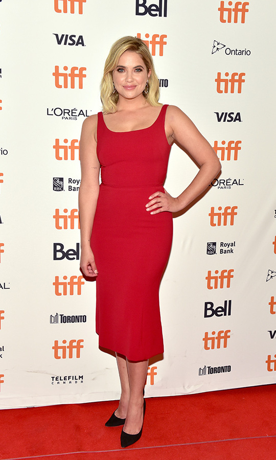 <h2>Ashley Benson</h2>