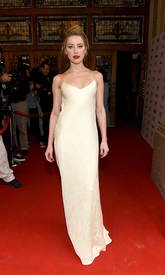 <h2>Amber Heard</h2>