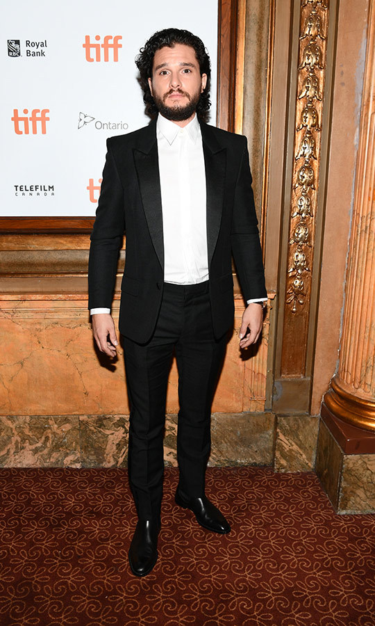 <h2>Kit Harrington</h2>