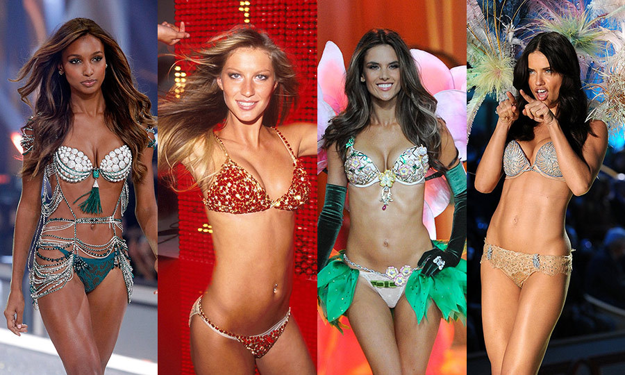 "Each year, a <a href=""/tags/0/victorias-secret/"">Victoria's Secret</a> model is chosen to don millions of dollars worth of diamonds (and sometimes rubies or emeralds, too!) in the show-stopping Fantasy Bra. Icons like <strong>Gisele Bundchen, Heidi Klum, Tyra Banks, Claudia Schiffer, Adriana Lima</strong> and <strong>Alessandra Ambrosio</strong> are among the chosen angels - and this year we'll see Elsa Hosk strutting her stuff in a $1 million Atelier Swarovski confection. 
