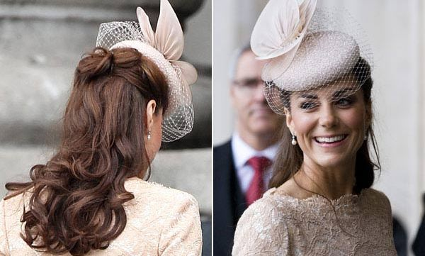 Royal Style Kate Middletons 19 Best Hair Moments