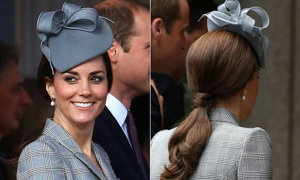 Royal style: Kate Middleton's 19 best hair moments