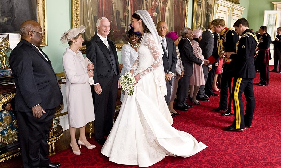 Prince William And Kate Middletons Royal Wedding A Photo Album