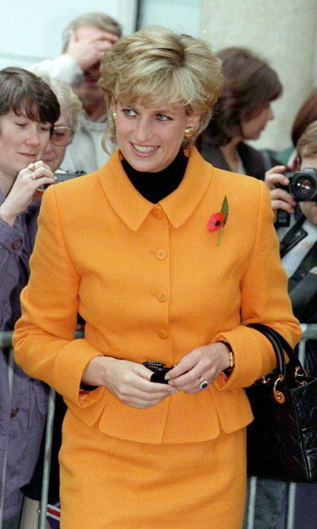 Princess Diana S Iconic Winter Style Hello Us