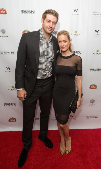 <b>Kristin Cavallari and Jay Cutler</b> 