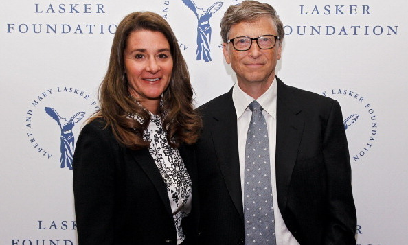 Why Melinda Gates first turned down Bill Gates