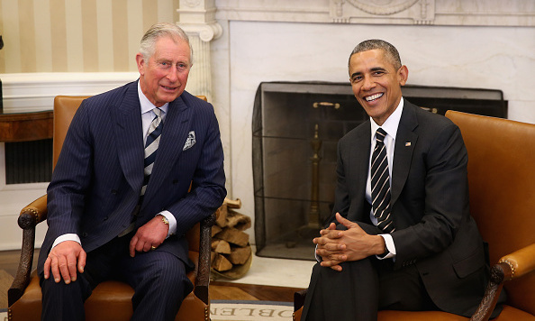 Prince charles and camilla meet with president obama after bowling trip m4hsunfo Image collections
