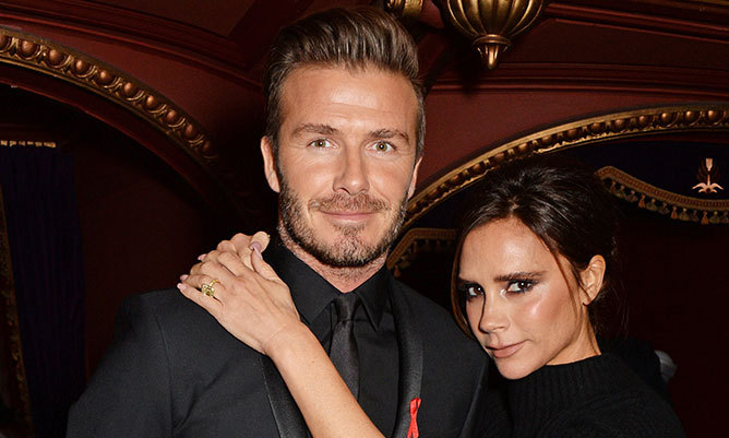 David Beckham admits Victoria hated his beard and wouldn't ...