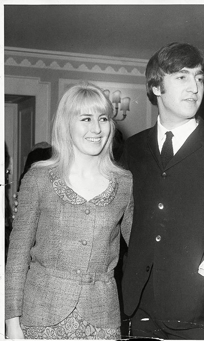 Cynthia Lennon Was Married To John For Six Years