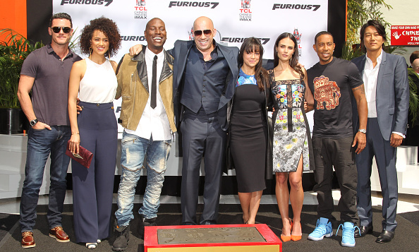 furious 7 cast remembers paul walker at premiere 39 he was truly an angel 39. Black Bedroom Furniture Sets. Home Design Ideas