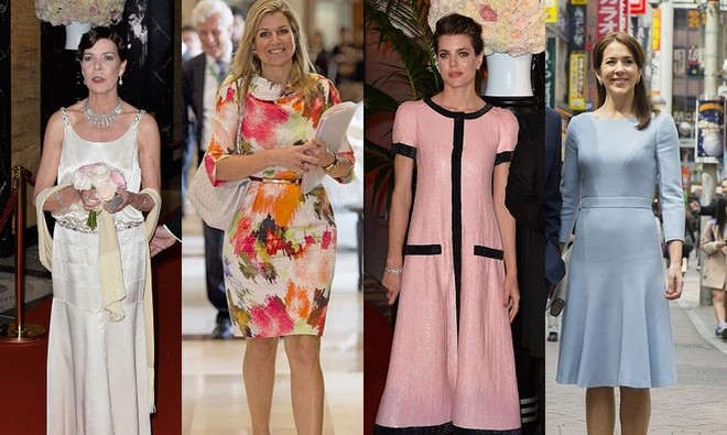 The Week S Best Royal Style Queen Maxima Charlotte