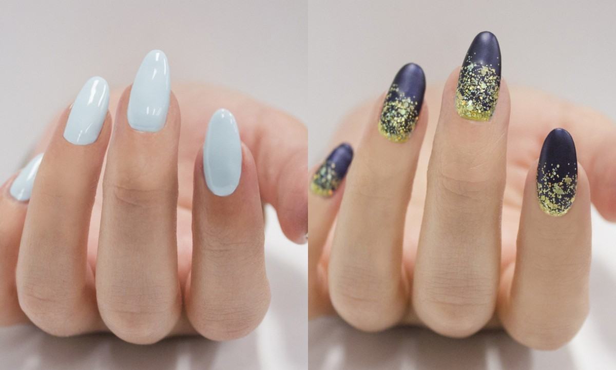 Nail art 7 do it yourself manis for 7 days of the week chic summer nail art 7 diy manis for 7 days of the week solutioingenieria Gallery