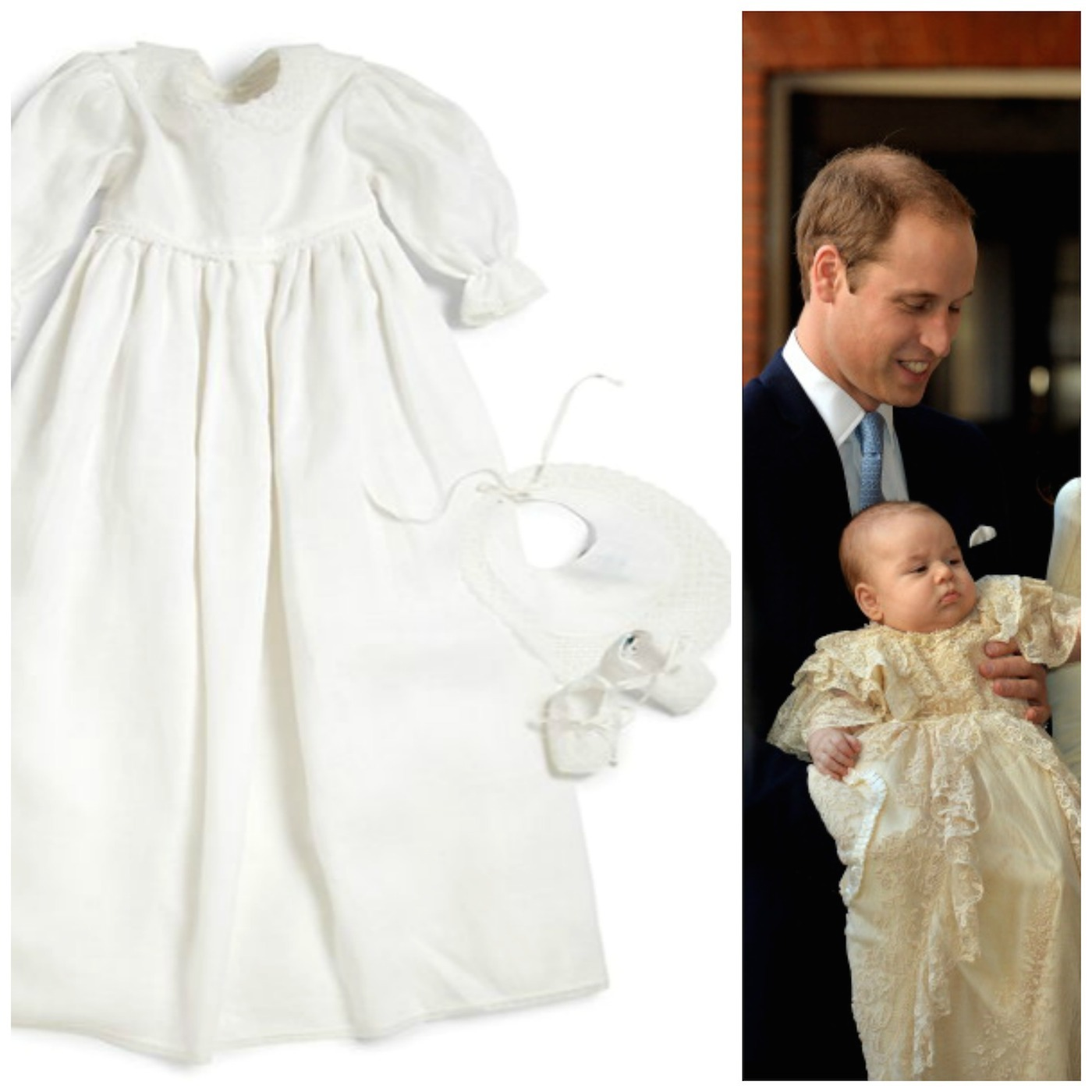 Princess Charlotte 10 chic outfits fit for a royal baby HELLO US