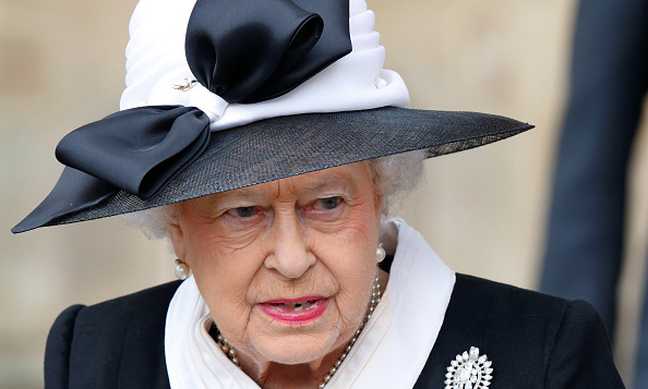 "In November 2014, the Queen was honored with the lifetime achievement award from an international equestrian organization. Hailed as ""a true horsewoman,"" who has an ""extraordinary bond"" with her horses, the monarch was given a white gold and diamond brooch of nine interlinked horseshoes, which had been especially created for her.