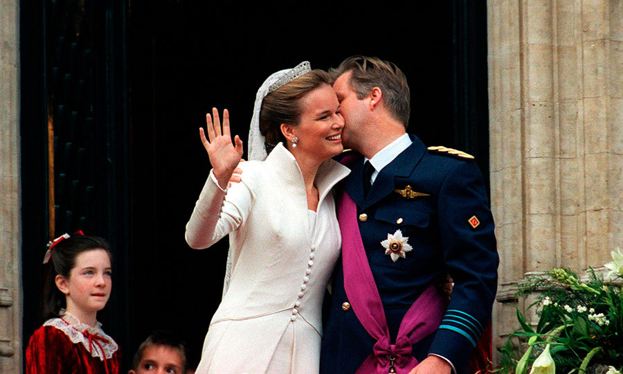 <b>QUEEN MATHILDE OF BELGIUM</B>
