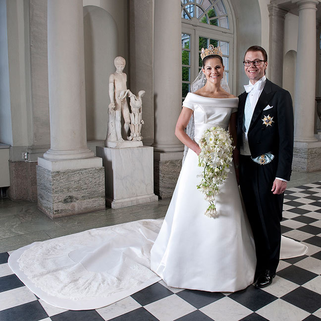 <b>CROWN PRINCESS VICTORIA OF SWEDEN</B>