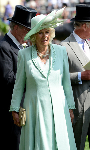 Royal Ascot Queen Elizabeth Prince Harry S Day At The