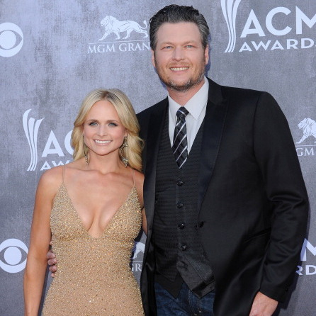 Miranda lambert and blake shelton divorcing after four years of marriage photo getty images blake m4hsunfo
