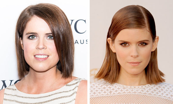 Princess Eugenie and 'Fantastic Four' star Kate Mara