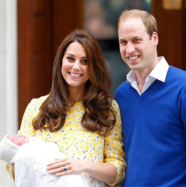 On May 2, 2015, the royal couple welcomed a daughter, Princess Charlotte Elizabeth Diana, her name paying tribute to her grandfather Prince Charles, as well as her great-grandmother the Queen and late grandmother Princess Diana.