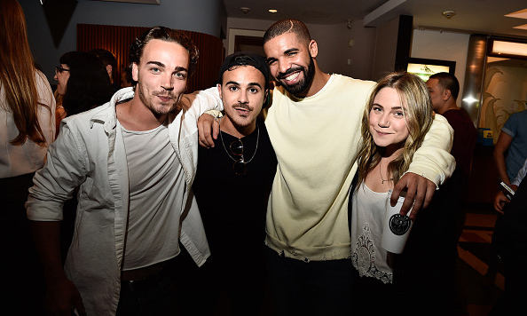 Aug 5: It was a 'Degrassi' reunion at the premiere of 'We are Disorderly' in Canada. 