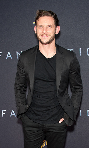 Aug 4: Jaime Bell attended the premiere of 'The Fantastic 4' in New York City. 