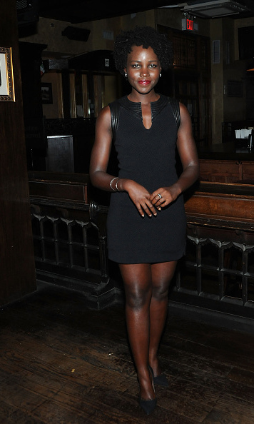 August 18: Lupita Nyong'o attended the 'Informed Consent' after party in New York City.