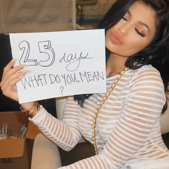 25 Days: Kylie Jenner