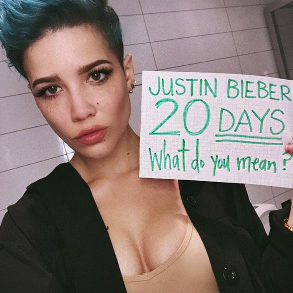 20 Days: Halsey