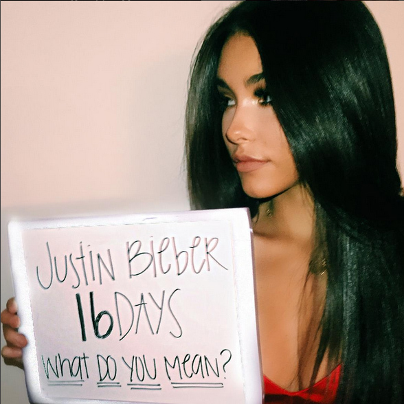 16 Days: Madison Beer