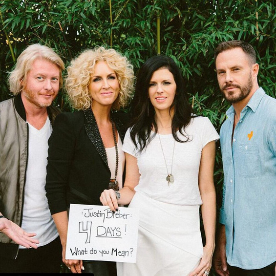 4 Days: Little Big Town.