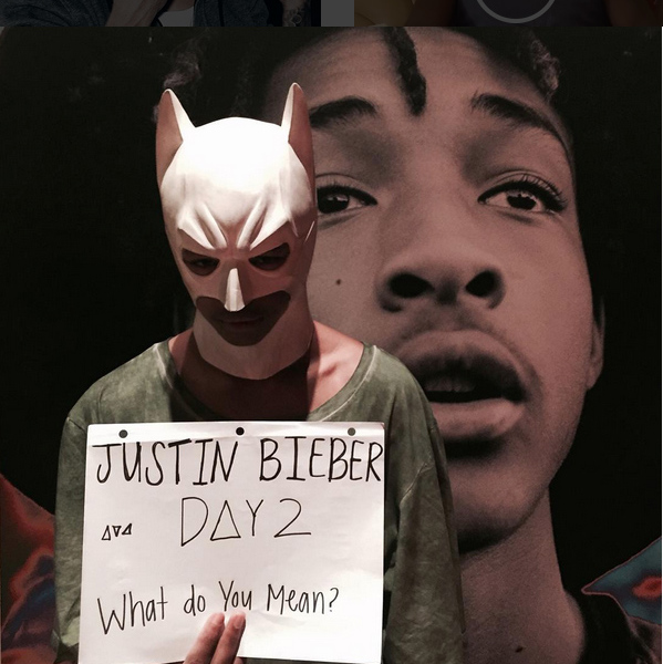 2 Days: Jaden Smith.