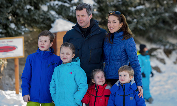 Danish young royals: Prince Christian, Princess Isabella, Princess Josephine and Prince Vincent
