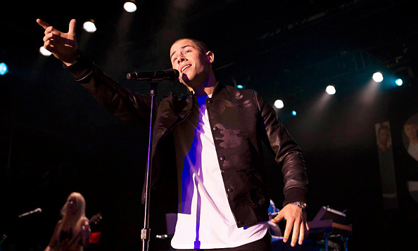 September 8: Nick Jonas made the audience swoon during his performance at the Island Life concert at the Best Buy Theatre in New York City. 