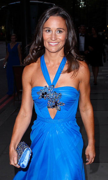 September 12: Pippa Middleton is out of her running sneakers and back into heels. She attended the Boodles Boxing Ball at The Grosvenor House Hotel in London.