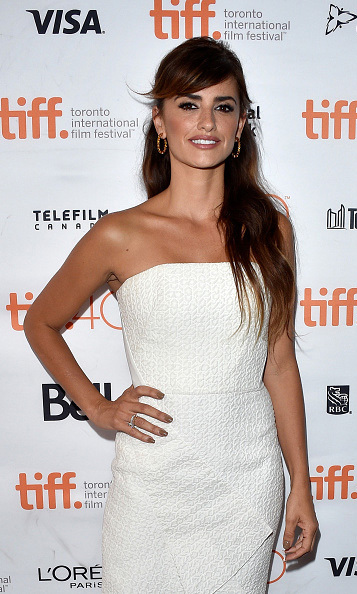 September 15: Hello gorgeous! Penelope Cruz stunned on the 'Ma Ma' red carpet during the Toronto International Film Festival. 