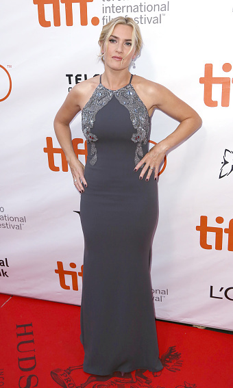 September 14: Kate Winslet was the definition of elegant during her appearance at the Toronto International Film Festival. 